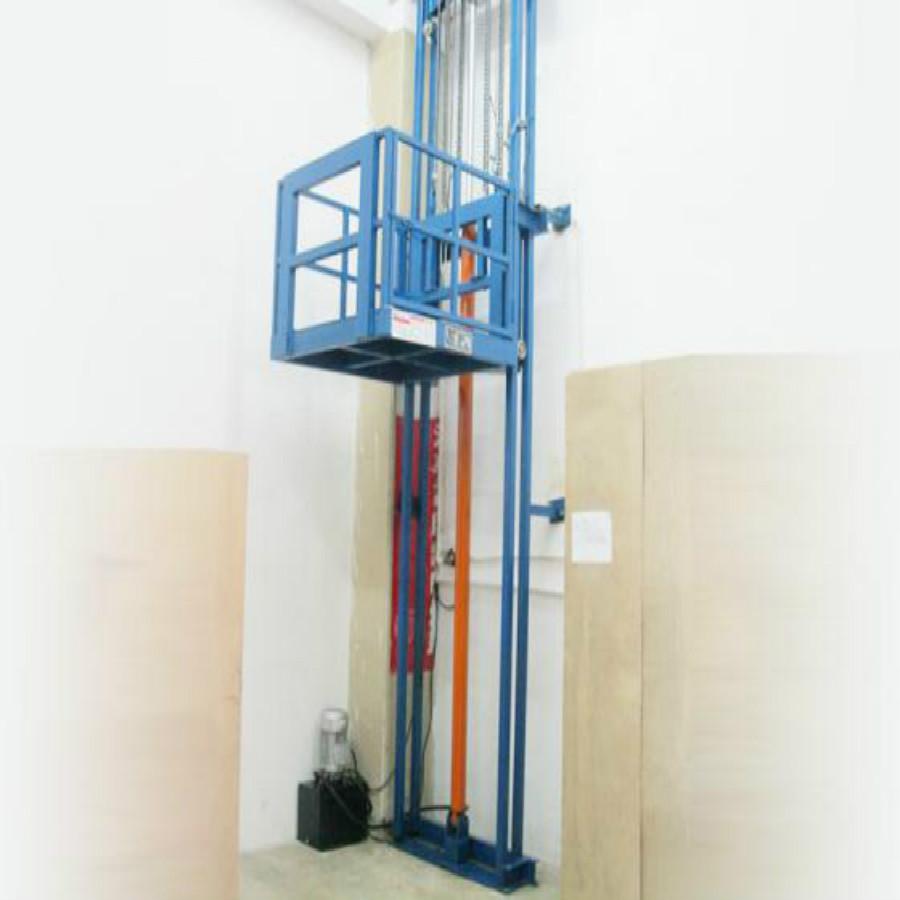 1.5t液压单轨式货梯